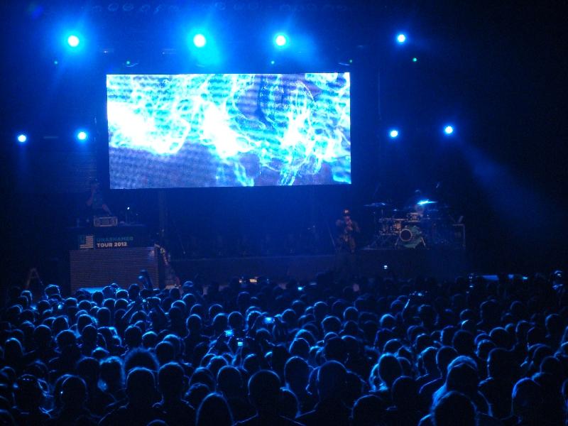 Unashamed Tour