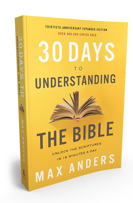 30 Days to Understanding the Bible - Front Cover