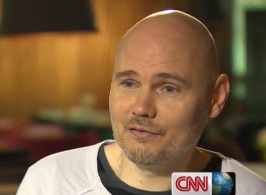 Billy Corgan CNN Interview