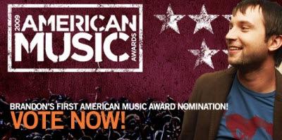 brandon-heath-american-music-award