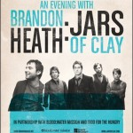 Brandon Heath Touring with Jars of Clay
