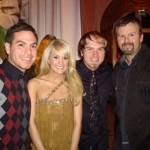 Casting Crowns and Carrie Underwood