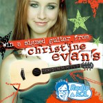 Christine Evans on KOL Radio Today!