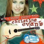 Christine Evans on KOL Radio Today!