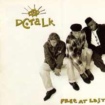 """DC Talk """"Free at Last"""" album cover"""
