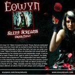 Eowyn – Silent Screams