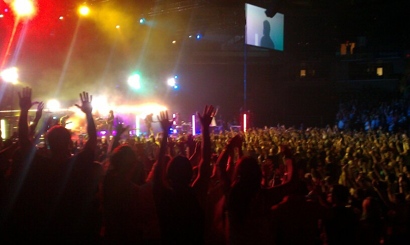 Hillsong United Concert in Indianapolis, IN