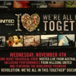 Hillsong United Live in Theaters