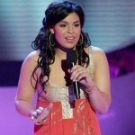 Congratulations to Jordin Sparks