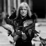 Larry Norman Flies Away Home