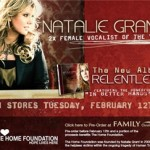"Natalie Grant ""Relentless"" Available Today"