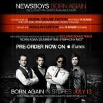 Pre-Order Newsboys Born Again