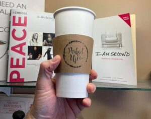 Perked Up Cafe - I Am Second Book