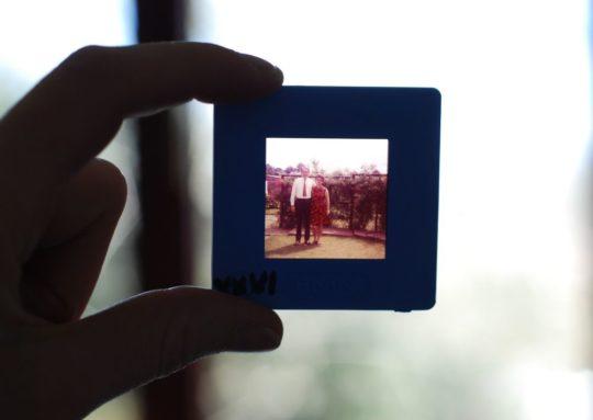 Photo Negative Slide