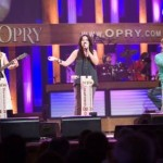 Point of Grace Performs at The Grand Ole Opry in Nashville, TN