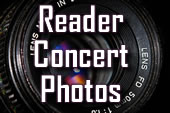 Reader Concert Photos