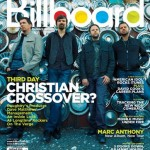 Third Day Featured on Cover of Billboard Magazine