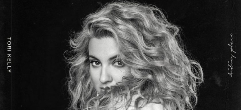 """Hiding Place"" Album Cover - Tori Kelly"