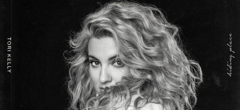 """Hiding Place"" Album Cover - Tori Kelly"