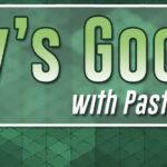 Tuesday's Good Word by Matt Hastings