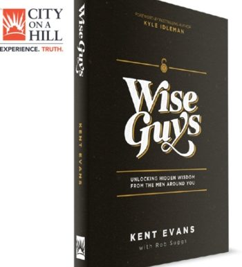 Wise Guys by Kent Evans (Book Cover)