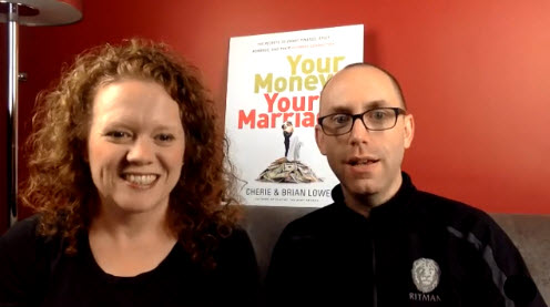 "Brian & Cherie Lowe, Authors ""Your Money, Your Marriage"""